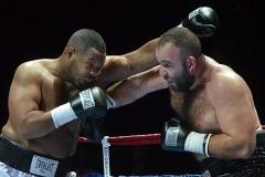 WMBA Heavyweight Title Fight